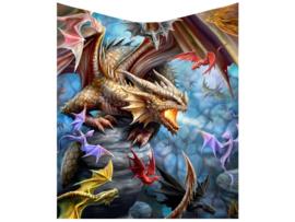 Throw - Dragon Clan - Anne Stokes
