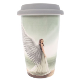 Travel mug - Spirit Guide - Anne Stokes