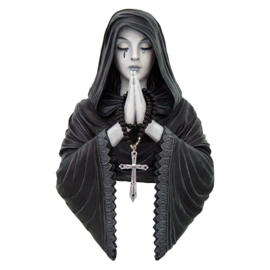 Anne Stokes - Gothic Prayer - wandornament - 39cm