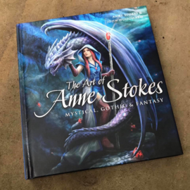 The Art of Anne Stokes - Mystical, Gothic & Fantasy