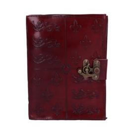 Lederen notitieboeken