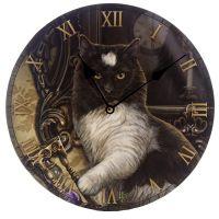 Wandklok - Time's Up - Lisa Parker