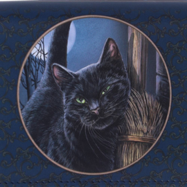 Embossed Portemonnee - A Brush with Magick - Lisa Parker