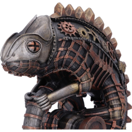 Beeld - Mechanical Chameleon - 22,3cm