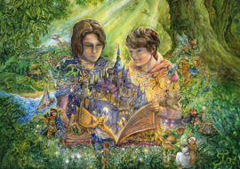 Puzzel - Magical Storybook - Josephine Wall