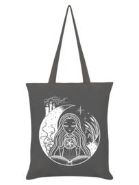 Tote bag - White Witch Graphite Grey