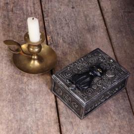 Doosje - Familiar Spell Box - 13,7cm
