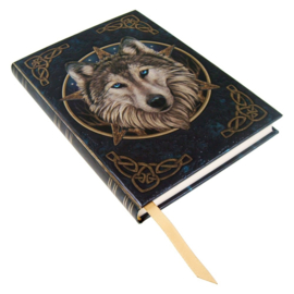 Embossed Journal - The Wild One - Lisa Parker