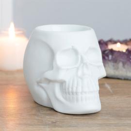 Oliebrander - White Skull