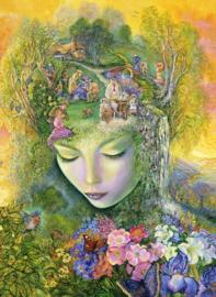 Puzzel - Head Gardener - Josephine Wall