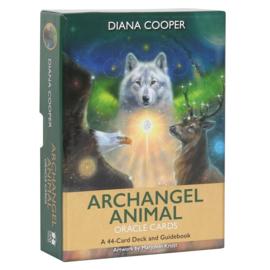 Archangel of the Animals - Orakel kaarten