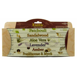 Wierook - Exotic incense gift pack - Stamford