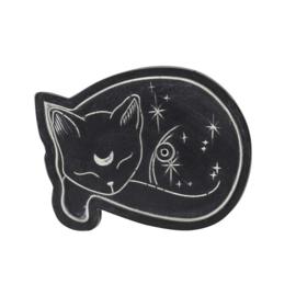 Sleeping Mystical Cat - Wierookhouder
