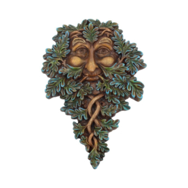 Oak Guardian 19,5cm - wanddecoratie