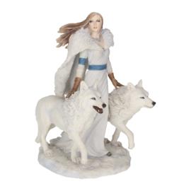 Beeld - Winter Guardians - Anne Stokes