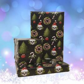 Kadopapier - Gothic Christmas - 50x70cm
