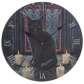 Wandklok - Sacred Circle - Lisa Parker