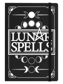 Notitieboek - Lunar Spells - A5
