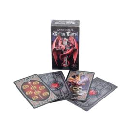 Anne Stokes Gothic - Tarot kaarten