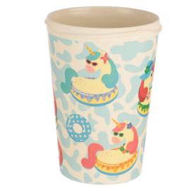 Travel mug - Tropical Unicorn
