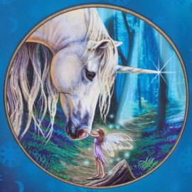 Embossed Portemonnee - Fairy Whispers - Lisa Parker