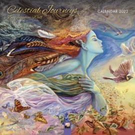 Josephine Wall kalender 2022 - Celestial Journeys