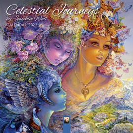 Josephine Wall mini kalender 2022 - Celestial Journeys