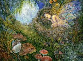 Puzzel - Fairy Nest - Josephine Wall