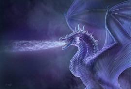 3D print - Mystical Dragon - Clare Bertram