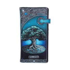 Embossed Portemonnee - Tree of Life - Nemesis Now
