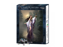 Puzzel - Lady of the Lake - James Ryman