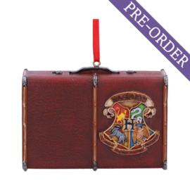 Harry Potter - Hogwarts Suitcase - Hanging ornament