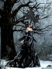 Puzzel - Queen of Shadows - Nene Thomas