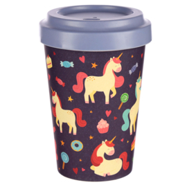 Travel mug - Enchanted Unicorn