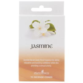 Elements - Jasmine -  incense cones