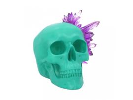 Skull - Amethyst Crystal - 17,6cm