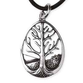 Hanger - Tree of Life - 925 sterling zilver