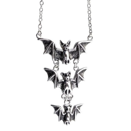 Ketting - Bats - Stainless steel