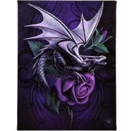 Canvas - Dragon Beauty - Anne Stokes