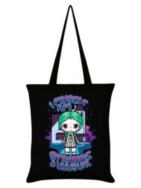 Tote bag - Mio Moon I Myself Am Strange & Unusual