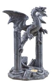 Black Dragon - theelichthouder