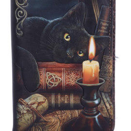 Embossed Portemonnee - Witching Hour - Lisa Parker