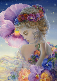 Puzzel - Pansy - Josephine Wall