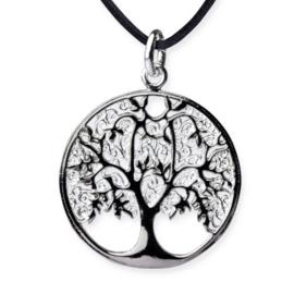 Hanger - Tree of Life - Brons