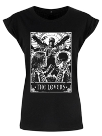 Ladies T-shirt - Deadly Tarot - The Lovers