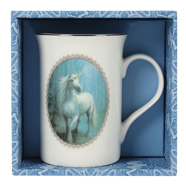 Mok Forest Unicorn - Anne Stokes