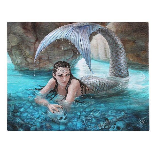 Canvas - Hidden Depths - Anne Stokes