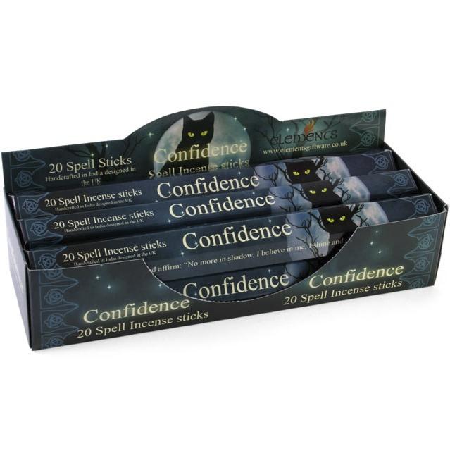 Incense sticks - Confidence Spell - Lisa Parker