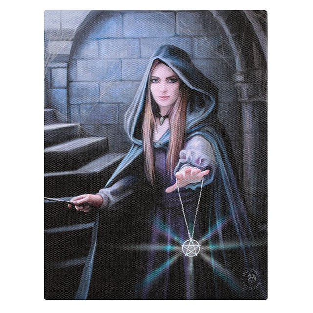 Canvas - Light in the Darkness - Anne Stokes