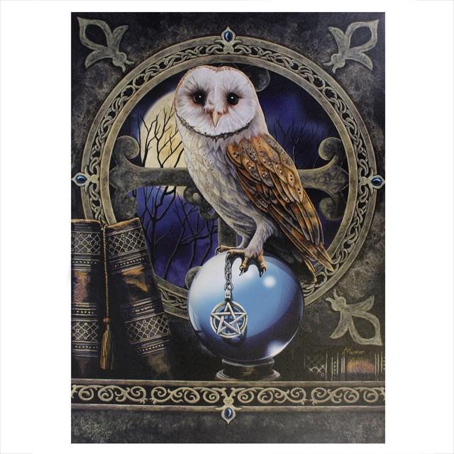 Canvas 50x70cm  - Spell Keeper - Lisa Parker